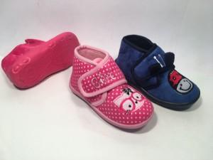 72286B@Pantofole BoY&Girl Velcro@SliPPerS 19-27 @24 P. Box € 3,90