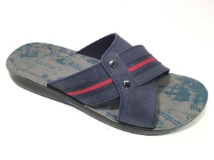 81174Mblu@Ciabatte Incrociato Uomo@SliPPerS Mania 40-45@ 12 P.Box € 4,90