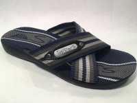 81732Mblu@Ciabatte Incrociato Uomo@SliPPerS Mania 40-45@ 12 P.Box € 3,95